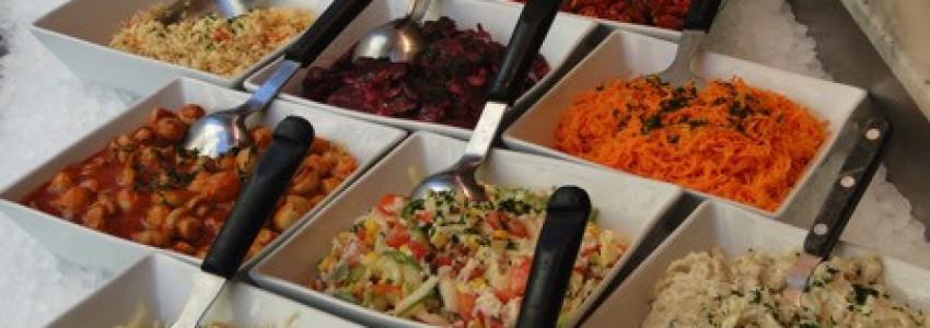 Salades et Crudités