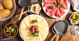 Nos formules raclette