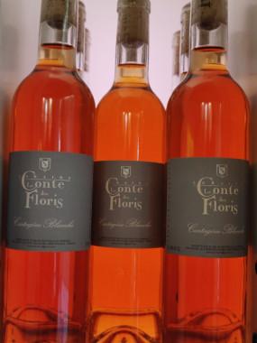 Le conte des floris - Cartagène Blanche
