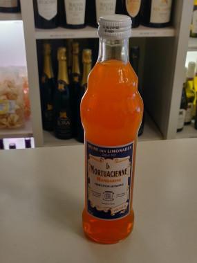 Limonade La Mortuacienne mandarine