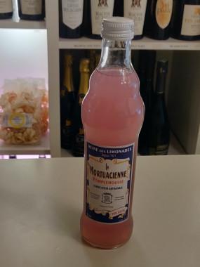 Limonade La Mortuacienne Pamplemousse