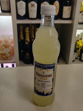 Limonade La Mortuacienne Citron