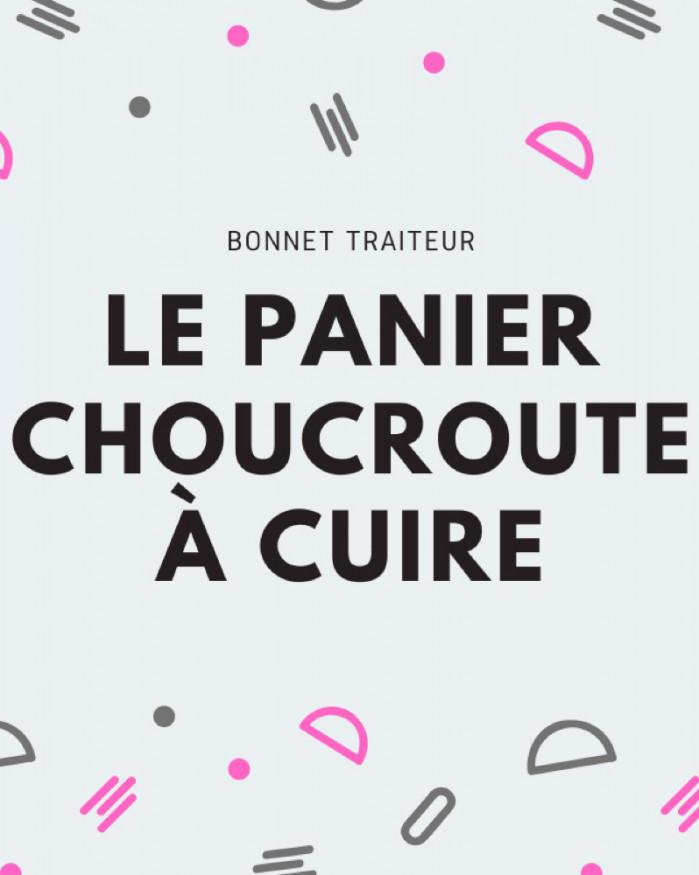 Le Panier Choucroute à cuire