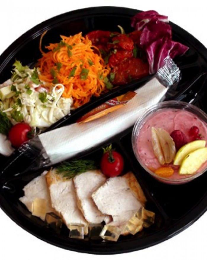 Assiette Maraichère