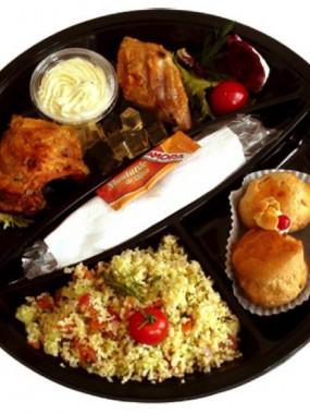 Assiette Diététique