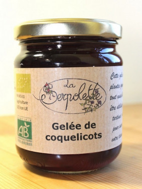 Gelée de Coquelicots AB