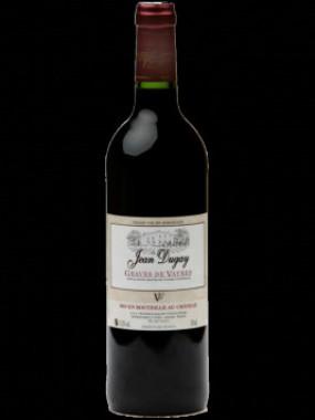 Bordeaux graves de Vayres - Rouge Château Jean Dugay 2016