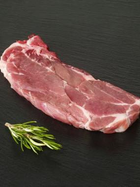 Echine de porc avec os