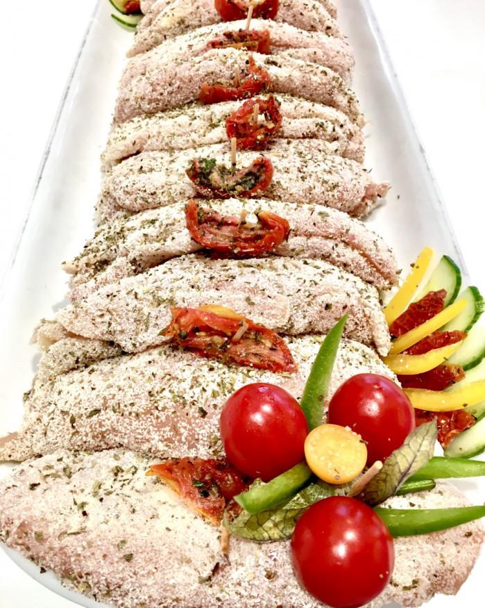 Filet de Poulet aux saveurs d'Italie